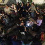 Danças Circulares e da Paz Universal com música ao vivo