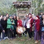 Semana de auto cuidados e retiro de Danças da Paz Universal