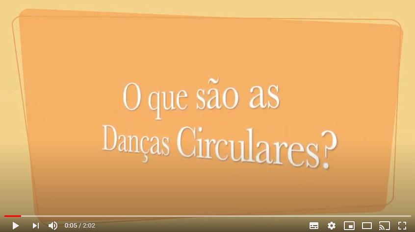 O que são Danças Circulares